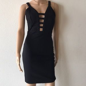 Beautiful Black Dress Perfect For any ocasión